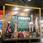 Salon Cprint 2017- Présentation foulards imprimés sur Caposoie