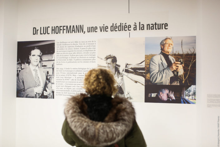Inauguration siège WWF @MargotLhermitte