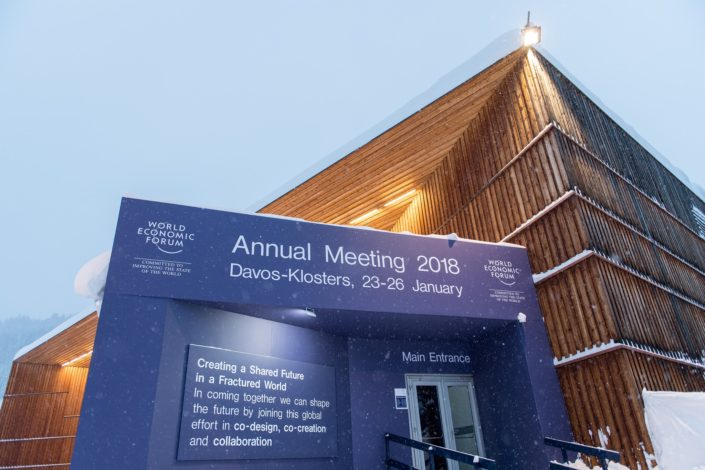 World Economic Forum –Annual Meeting- DAVOS 2018